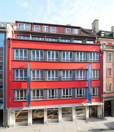 Jaeger's Munich Hotel Hostel