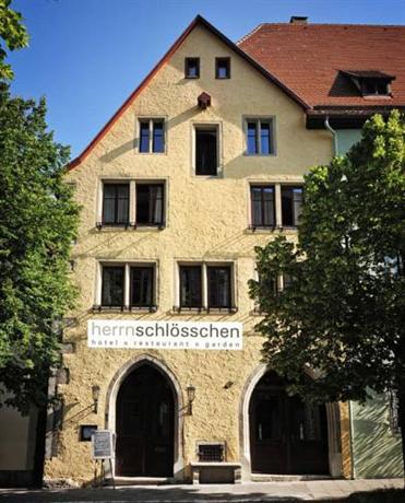 Herrnschloesschen - Hotel - Restaurant - Garden