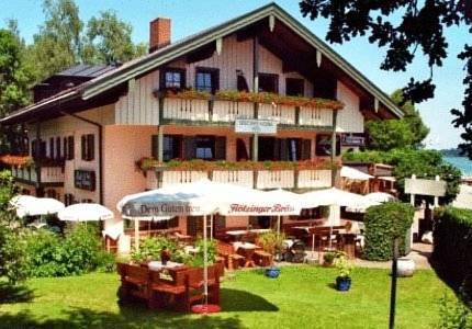 Hotel Mowe am See