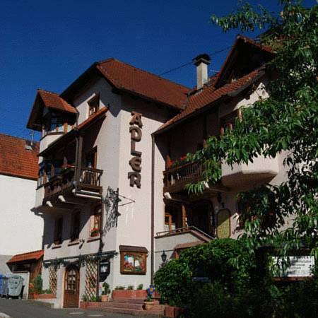 Hotel Adler Lauda-Konigshofen