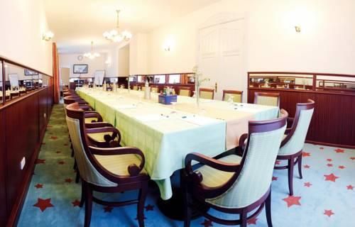 Hotel Stern Wismar Restaurant