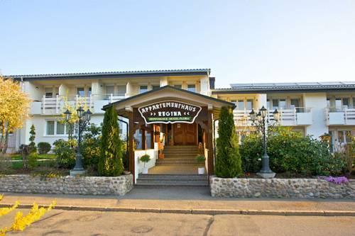 Appartementhaus Regina - Dependance zu Parkhotel Flora