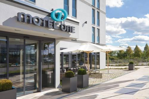 Hotel Motel One Garching Hochbruck