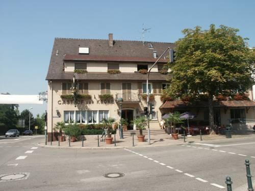 Hotel Krone Neuenburg am Rhein