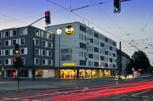 B&B Hotel Dusseldorf - Hbf