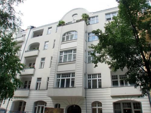 StadtRaum-Berlin Apartments Charlottenburg
