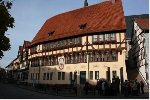 Magdeburg Hotel Garni