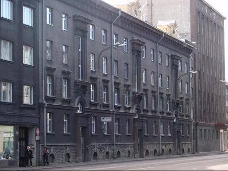 Economy Baltics Apartments - Narva 16
