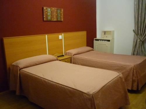 Hostal Trevinca Madrid