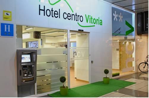 Hotel Centro Vitoria Отель Сентро Виториа