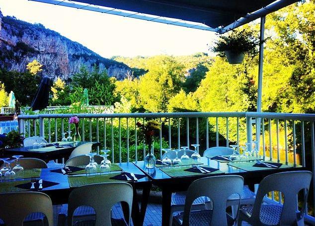 Hotel Restaurant Des Grottes Cabrerets