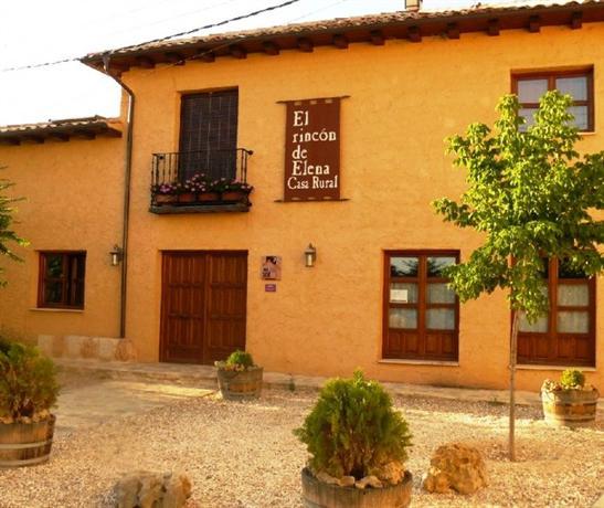 Casa rural el rincon de elena san esteban de gormaz - Casa rural santa elena ...