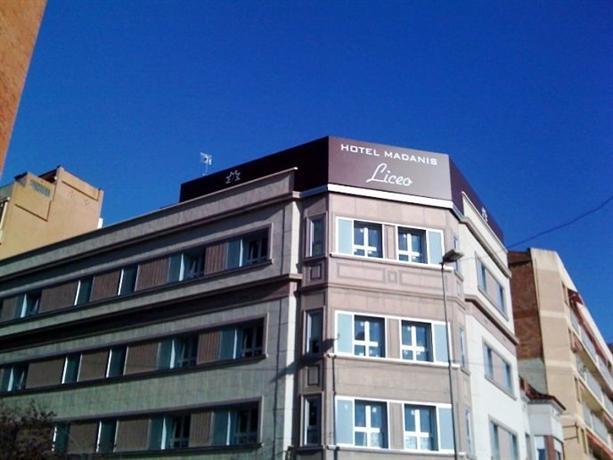 Hotel madanis liceo barcellona offerte in corso for Offerte barcellona
