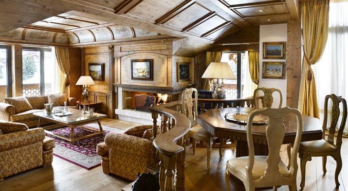 appartements d 39 exception courchevel confronta le offerte. Black Bedroom Furniture Sets. Home Design Ideas