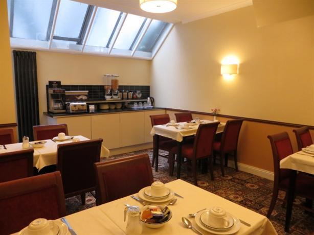 Corbigoe Hotel Pimlico London