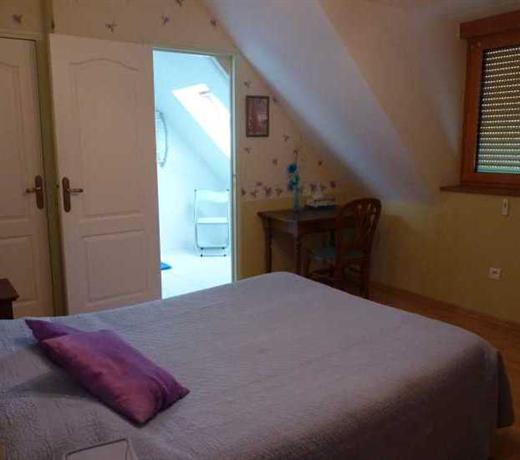 Chambres d 39 hotes la rive le mont saint michel - Chambre hotes mont saint michel ...