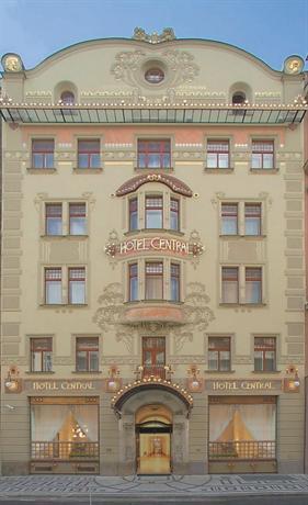 מלון K+K סנטרל צילום של הוטלס קומביינד - למטייל (2)