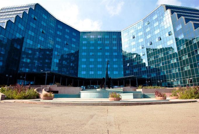 River Palace Hotel Atyrau