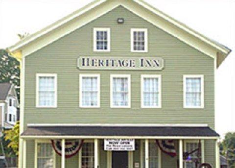 Heritage Inn New Milford Connecticut