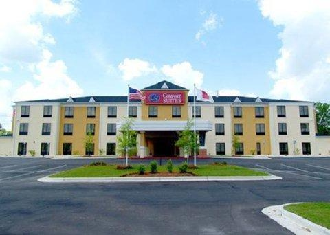 Comfort Suites Folmar Montgomery Alabama