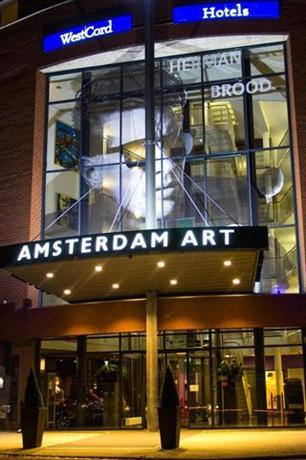 Art Hotel Amsterdam 4-stars