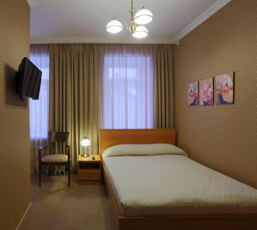 Iris Hotel Krasnoyarsk