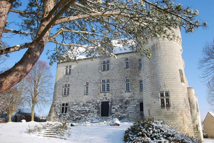 Chateau de la motte chambres d 39 hotes usseau compare deals - Chambres d hotes chateau ...