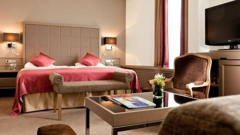 Althoff Hotel am Schlossgarten צילום של הוטלס קומביינד - למטייל (2)