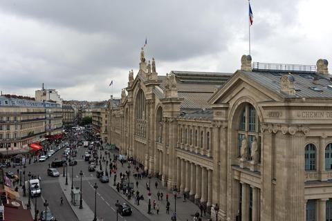 hotel richmond gare du nord paris compare deals. Black Bedroom Furniture Sets. Home Design Ideas