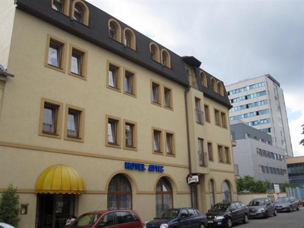 attic hotel hotels prague