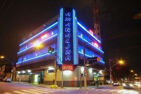 Amaralina Hotel Sao Paulo