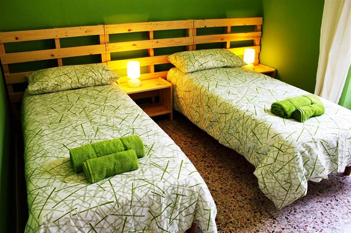 Bamboo eco hostel turin compare deals for Hostel turin