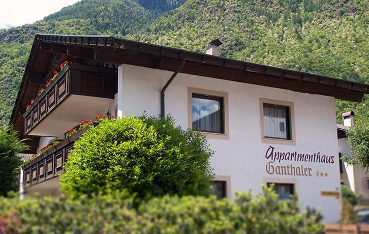 Appartements Residence Ganthaler