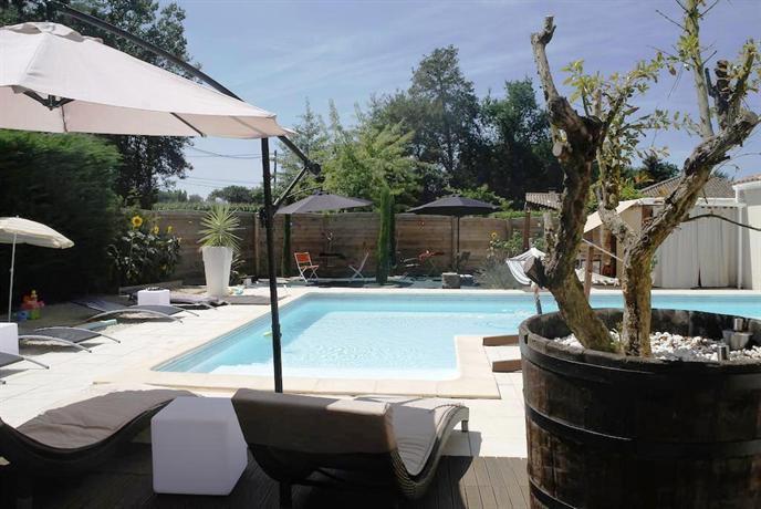 Chambres d 39 hotes villa aquitaine mont de marsan compare for Chambre d agriculture aquitaine