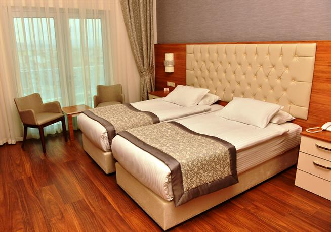 About Parion Hotel