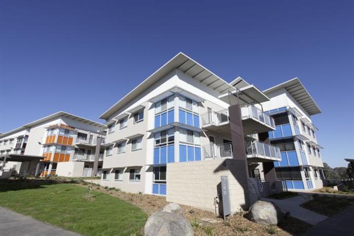 University of Canberra Village
