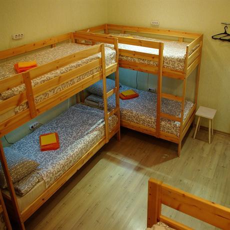 Hostel Apelsin Izhevsk