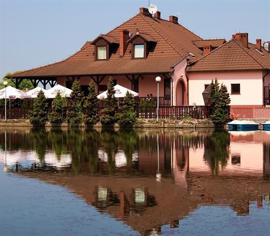 Hotel Nad Stawem