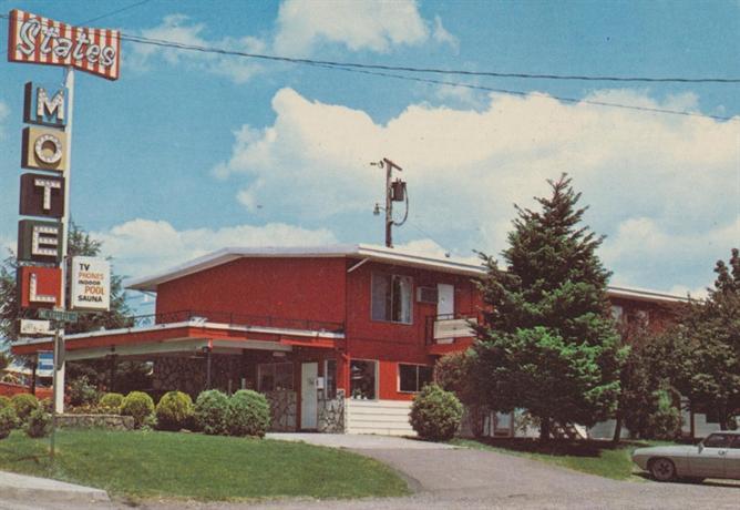 States Motel Portland