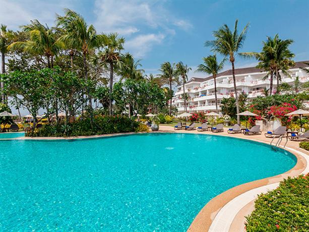 Thavorn Palm Beach Resort Et