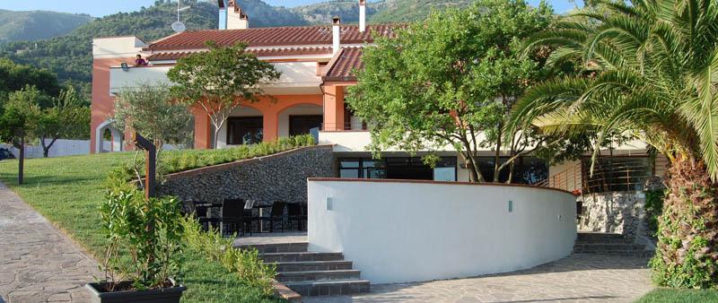 pullman salerno acerno villas - photo#31