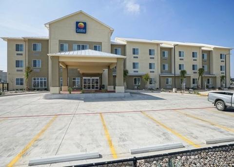 Comfort Inn & Suites Eagle Pass