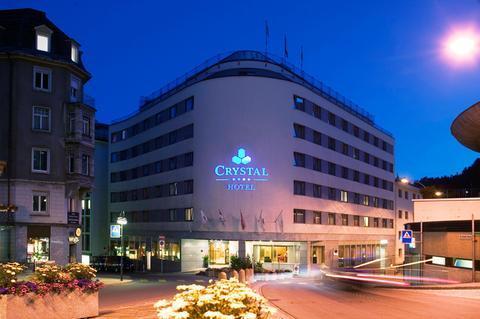 Crystal Hotel superior צילום של הוטלס קומביינד - למטייל (1)