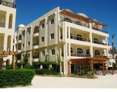 Palm Beach Piazza Aparthotel Sahl Hasheesh