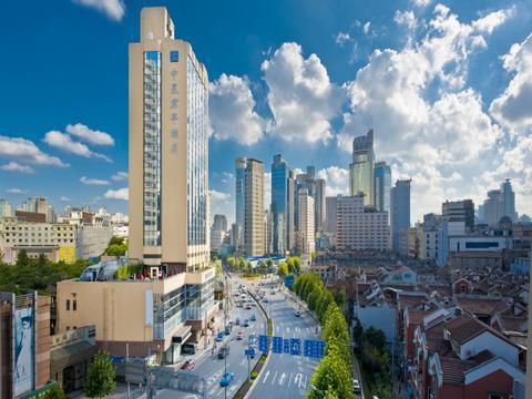 هتل سه ستاره نارادا بوتیک شانگهای