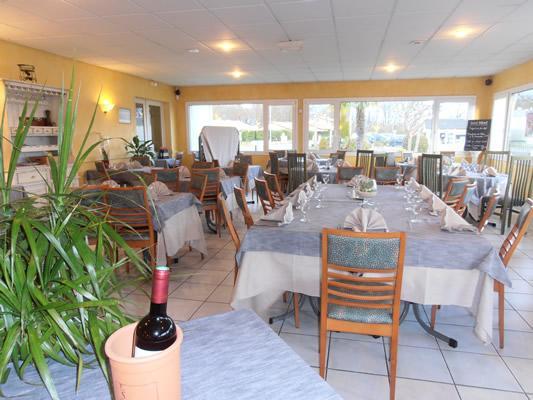 Hotel Saint Sever Landes