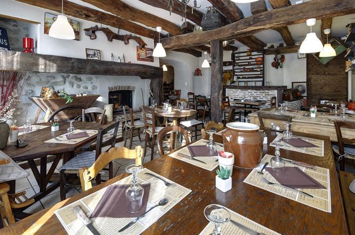 Hotel Restaurant Chez Pito Graulhet
