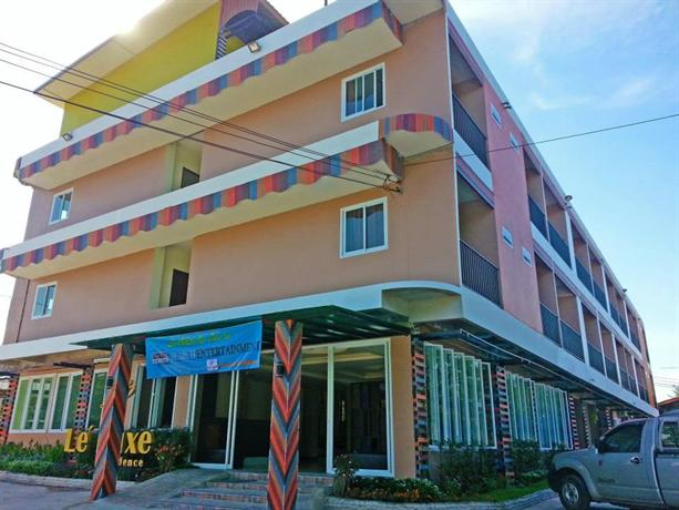 Le 39 luxe residence hotels udon thani for Residence luxe