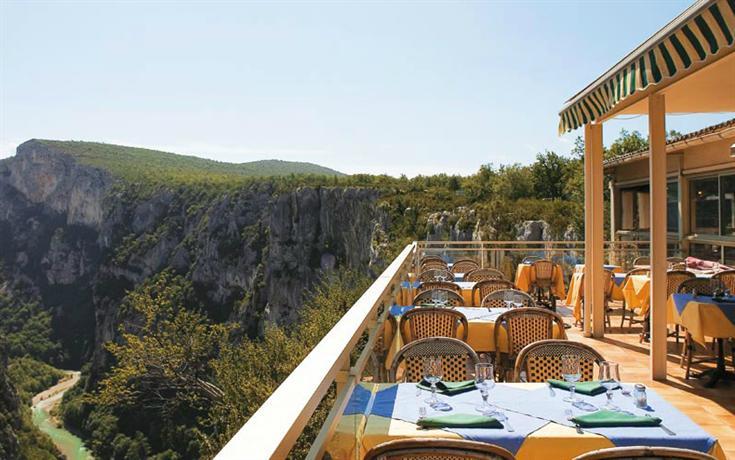 Hotel Grand Canyon Verdon Aiguines