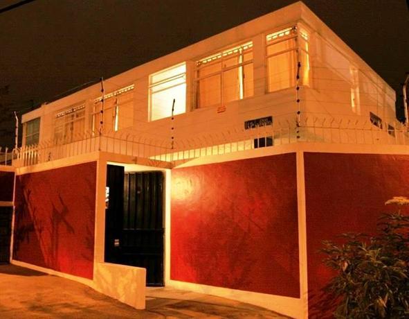 Boutiquito design hostel compare deals for Design hotel quito